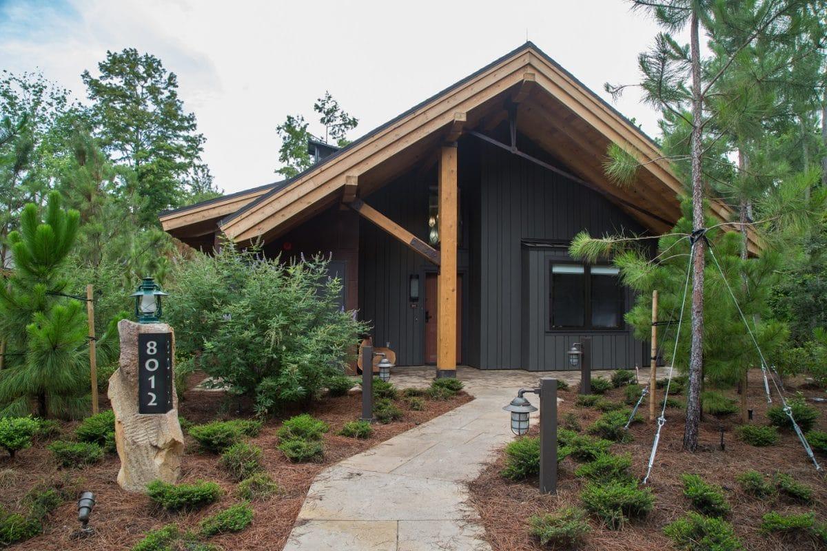 Cascade Cabins In Copper Creek At Disney's Wilderness Lodge