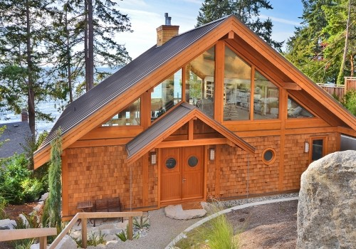 Davis Bay Timber Frame