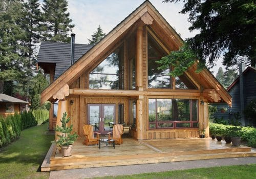 Gibsons Post And Beam