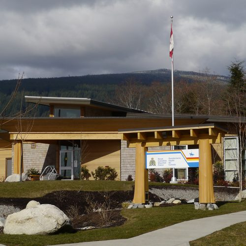 Gibsons RCMP Station