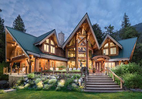 Rockwell Harrison Guest Lodge