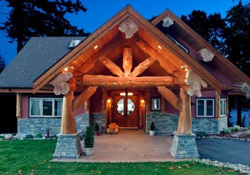 Sechelt Post And Beam