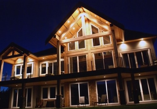 Sechelt Timber Frame